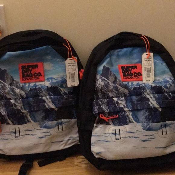 superdry Other - Back packs